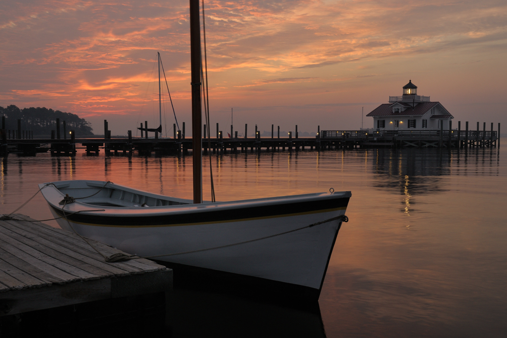 Manteo Sunrise, North Carolina