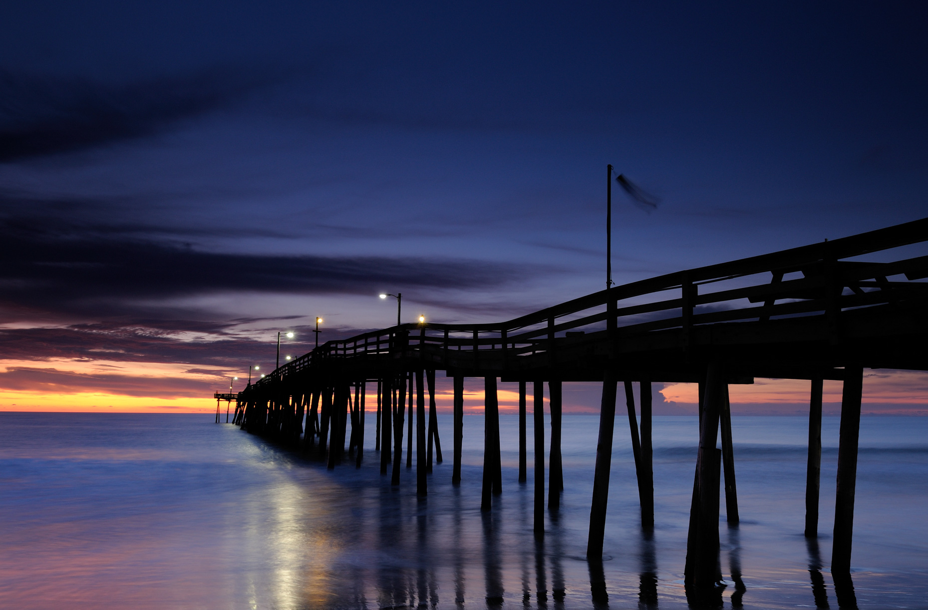 Serendipity (Nags Head Pier, North Carolina)