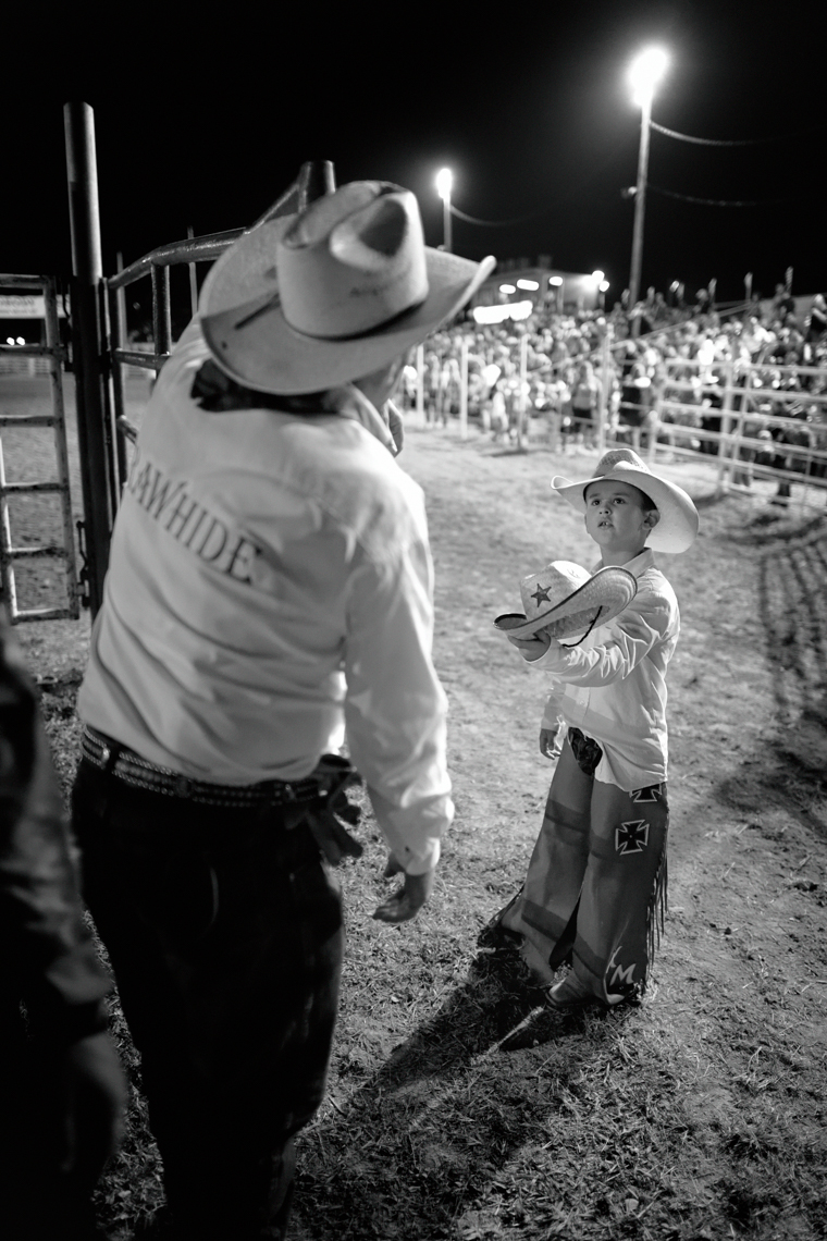 Night at the Rodeo
